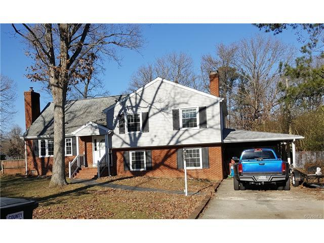 5332 W Rock Spring Drive, North Chesterfield, VA 23234 (MLS #1801568) :: The Ryan Sanford Team