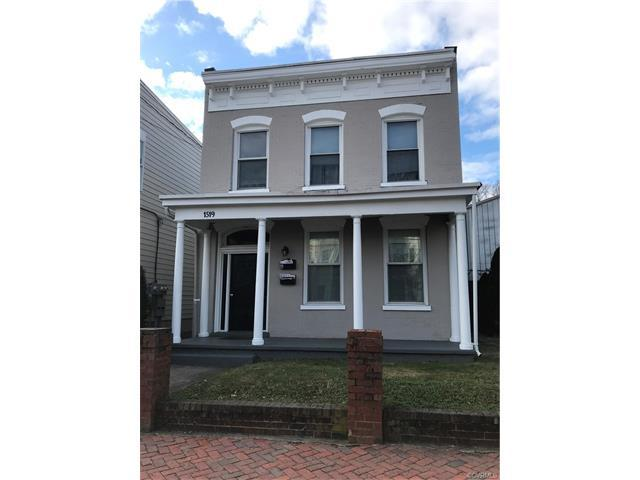 1519 W Cary Street, Richmond, VA 23220 (MLS #1801581) :: EXIT First Realty