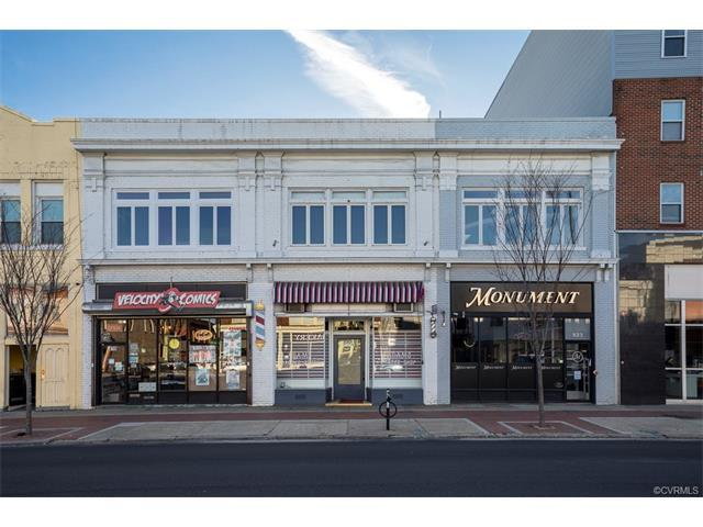 821 W Broad Street, Richmond, VA 23220 (MLS #1801587) :: Explore Realty Group