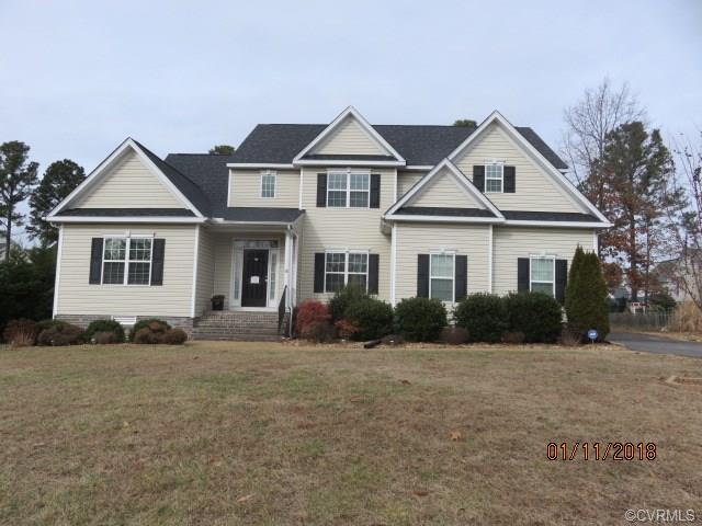 5012 Dampier Court, Chester, VA 23831 (MLS #1801593) :: The RVA Group Realty