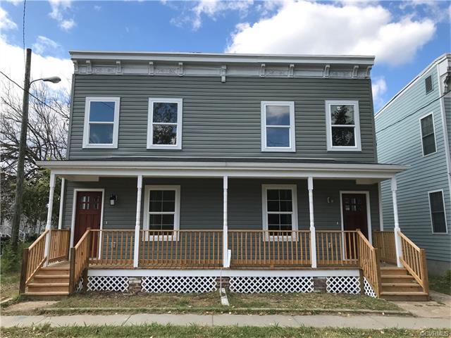 1100 N 31st Street, Richmond, VA 23223 (MLS #1801599) :: Explore Realty Group