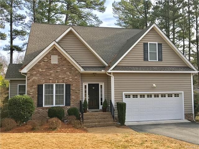 3609 Chellowe Road, Richmond, VA 23225 (MLS #1801606) :: EXIT First Realty