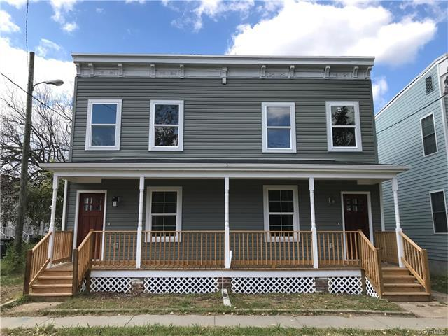 1102 N 31st Street, Richmond, VA 23223 (MLS #1801612) :: Explore Realty Group