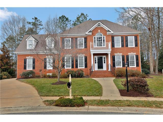 15818 Hampton Park Circle, Chesterfield, VA 23832 (#1801648) :: Abbitt Realty Co.