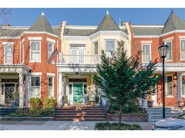 1506 West Avenue, Richmond, VA 23220 (MLS #1801661) :: EXIT First Realty