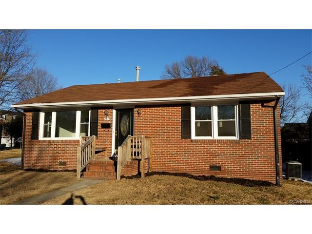 2313 Franklin Avenue, Colonial Heights, VA 23834 (MLS #1801670) :: EXIT First Realty
