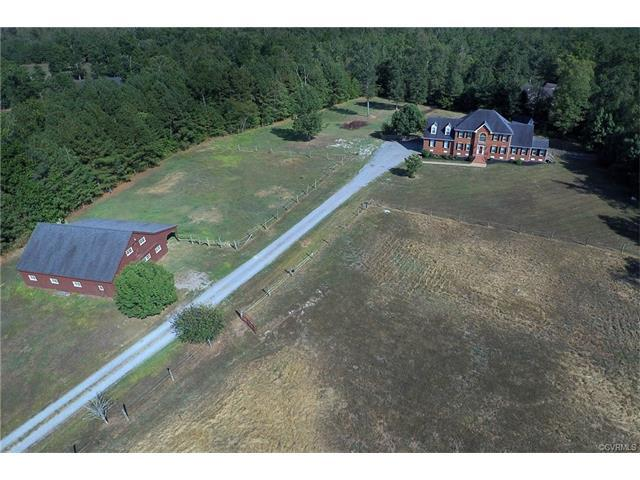9901 Taylor Road, Chesterfield, VA 23838 (MLS #1801714) :: EXIT First Realty