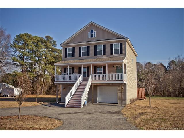 48 Forrest Road, Poquoson, VA 23662 (#1801756) :: Abbitt Realty Co.