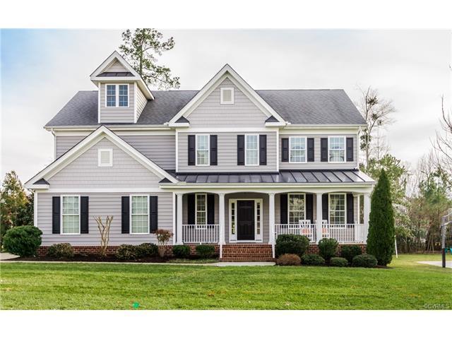 2835 Patriots Landing Drive, Quinton, VA 23141 (MLS #1801839) :: RE/MAX Action Real Estate