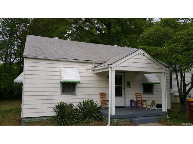 26 Spring Street, Petersburg, VA 23803 (MLS #1801884) :: RE/MAX Action Real Estate