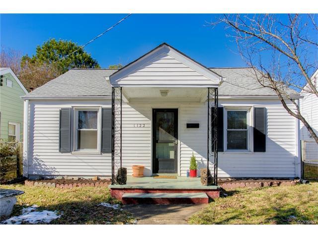 1122 Sumpter Street, Richmond, VA 23220 (MLS #1801944) :: The RVA Group Realty