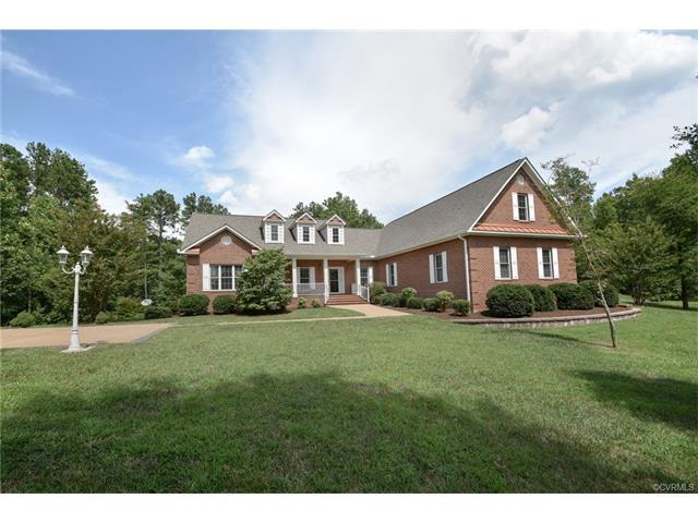 11920 Shamrock Farms Court, Glen Allen, VA 23059 (MLS #1801987) :: Small & Associates