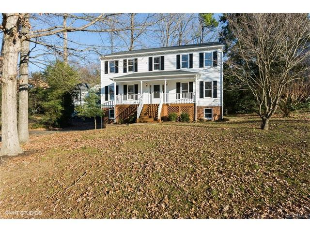 2305 Krossridge Terrace, North Chesterfield, VA 23236 (MLS #1802053) :: The RVA Group Realty