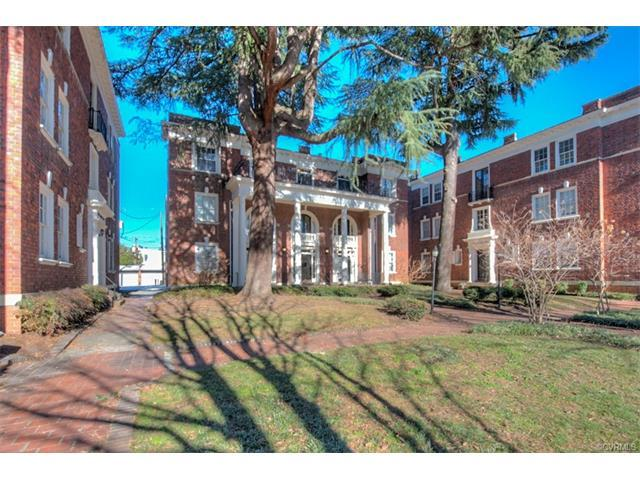 1610 Grove Avenue #12, Richmond, VA 23220 (MLS #1802100) :: The RVA Group Realty