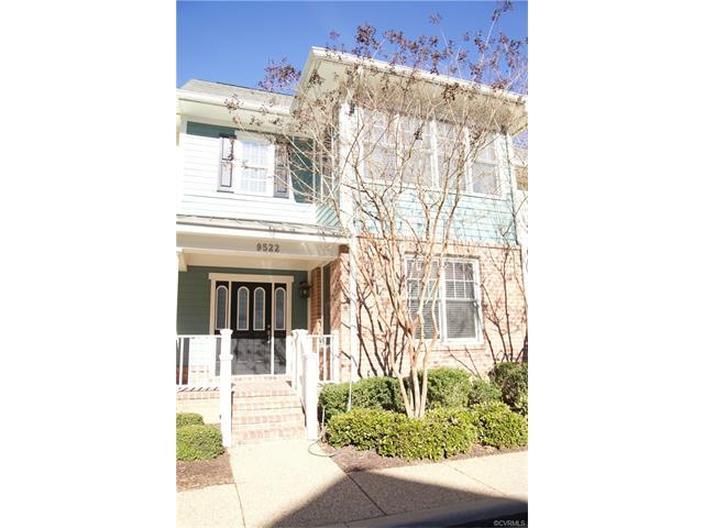 9522 Creek Summit Circle #9522, Richmond, VA 23235 (MLS #1802125) :: The RVA Group Realty