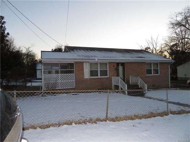602 Columbia Road, Petersburg, VA 23803 (MLS #1802161) :: The RVA Group Realty