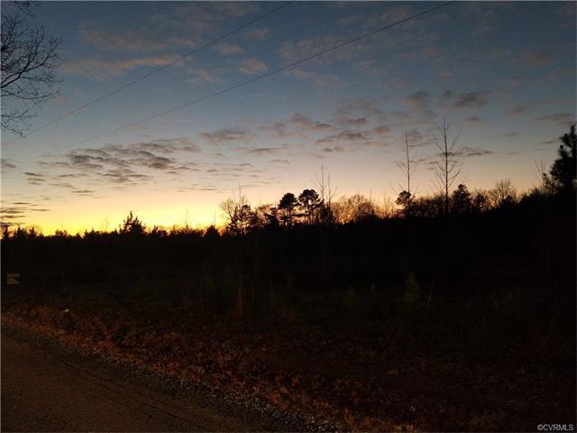00 Wyatts Mill Road, Jarratt, VA 23867 (#1802277) :: Green Tree Realty