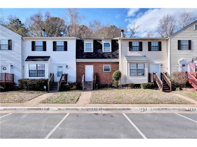 1754 Skiffes Creek Circle #1754, Williamsburg, VA 23185 (MLS #1802613) :: RE/MAX Action Real Estate