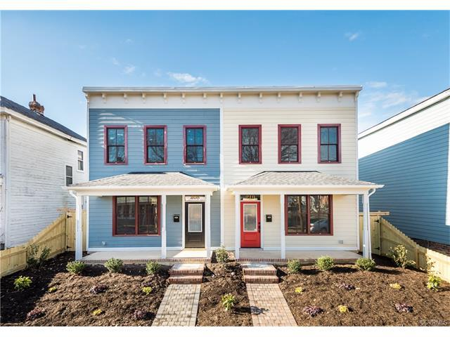 208 W 15th Street, Richmond, VA 23224 (MLS #1802790) :: Small & Associates