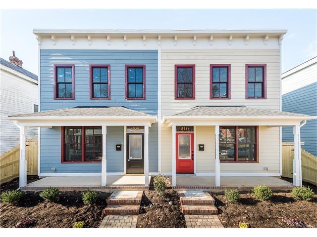 210 W 15th Street, Richmond, VA 23224 (MLS #1802825) :: RE/MAX Action Real Estate