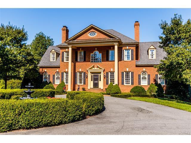 13037 Woodstock Road, Glen Allen, VA 23059 (MLS #1803031) :: Small & Associates