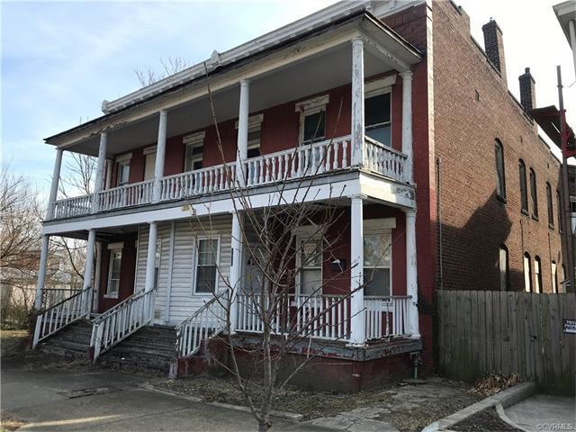 1424-1426 Bainbridge Street, Richmond, VA 23224 (MLS #1803067) :: Small & Associates