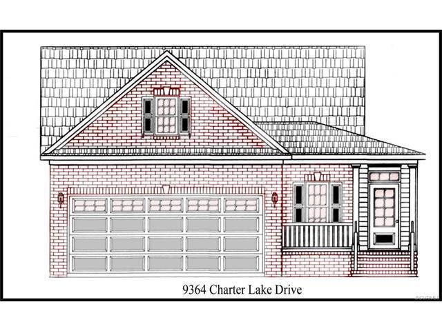 9364 Charter Lake Drive, Mechanicsville, VA 23116 (#1803070) :: Abbitt Realty Co.