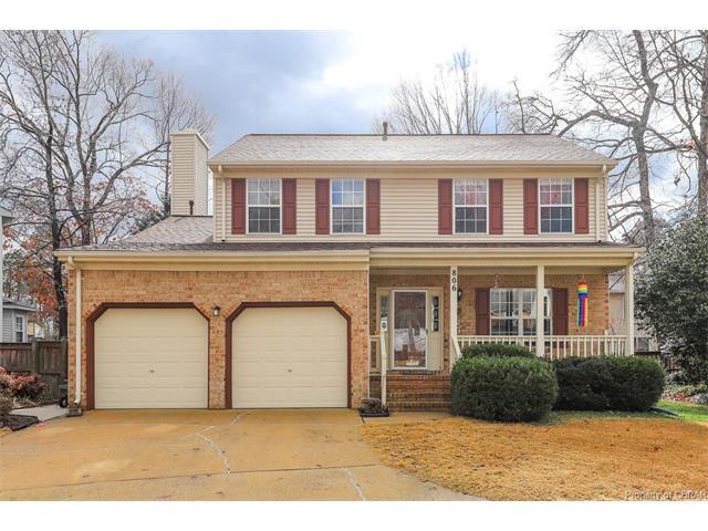 806 Westgate Court, Newport News, VA 23602 (MLS #1803137) :: Chantel Ray Real Estate