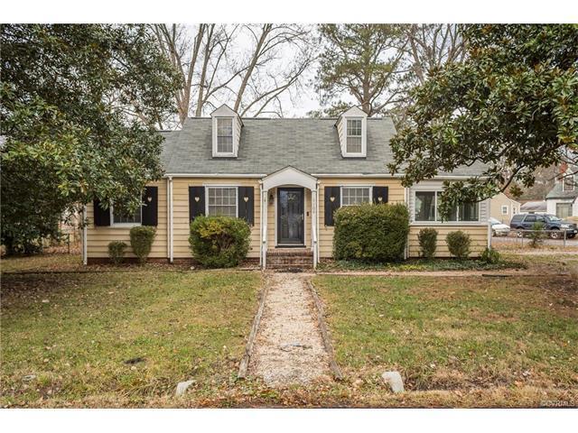 109 Naglee Avenue, Sandston, VA 23150 (#1803155) :: Abbitt Realty Co.