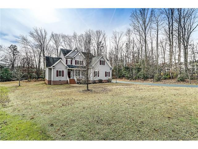 2220 Silver Street, Aylett, VA 23009 (MLS #1803262) :: Chantel Ray Real Estate