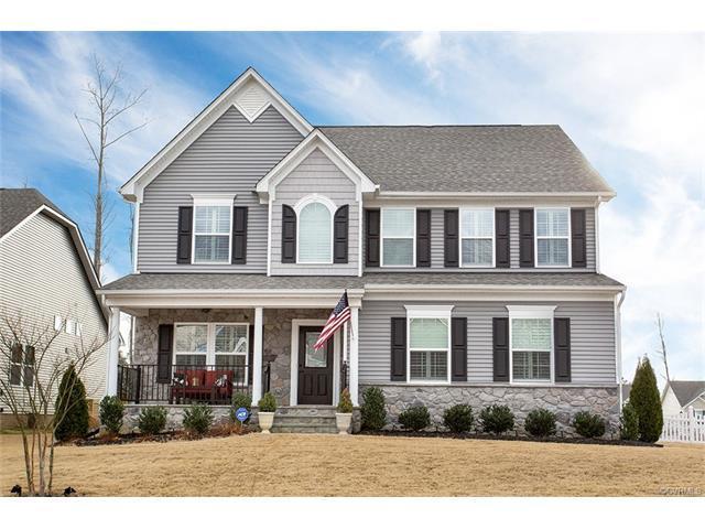 7730 Flowering Magnolia Lane, New Kent, VA 23141 (MLS #1803303) :: RE/MAX Action Real Estate