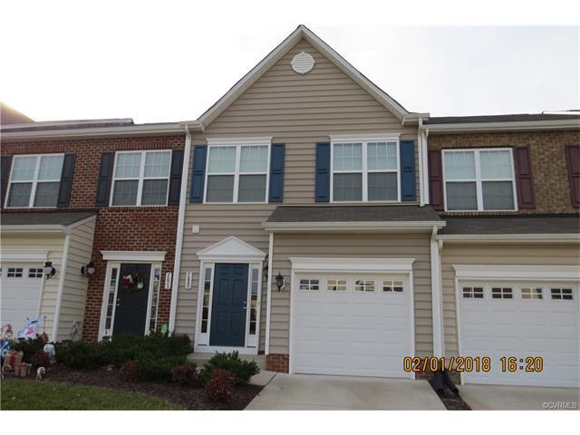 7689 Marshall Arch Drive #7689, Mechanicsville, VA 23111 (MLS #1803483) :: Chantel Ray Real Estate