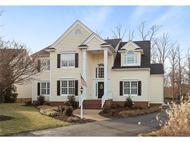 6060 Brentmoor Drive, Glen Allen, VA 23059 (MLS #1803583) :: Small & Associates