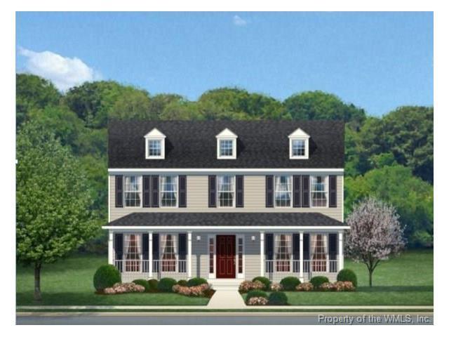 7505 Wicks Road, Williamsburg, VA 23188 (MLS #1803640) :: Chantel Ray Real Estate