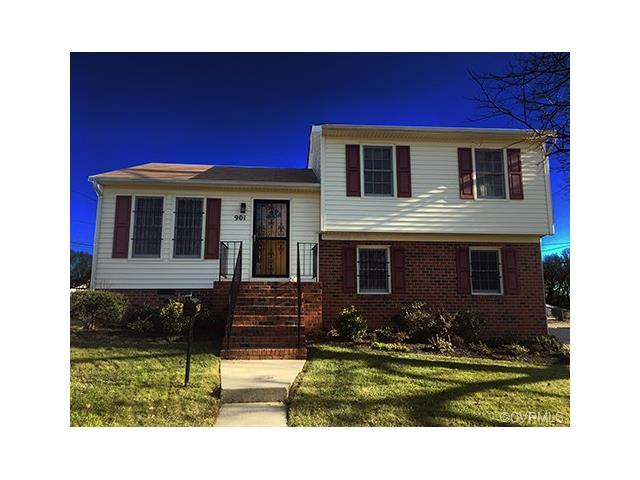 901 N 31st Street, Richmond, VA 23223 (MLS #1803654) :: Small & Associates