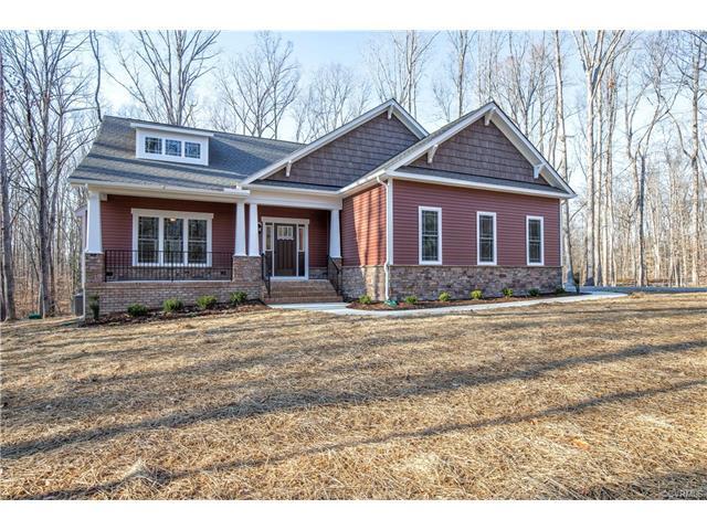 2352 Rock Castle Road, Goochland, VA 23063 (MLS #1803688) :: RE/MAX Action Real Estate
