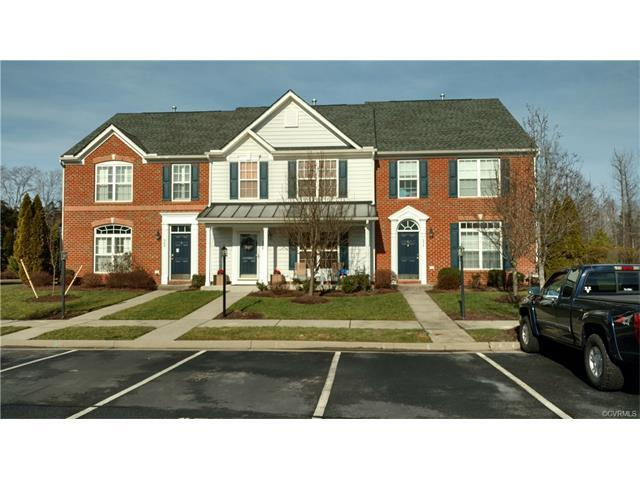 956 Wellston Court #956, Henrico, VA 23059 (MLS #1803694) :: RE/MAX Action Real Estate