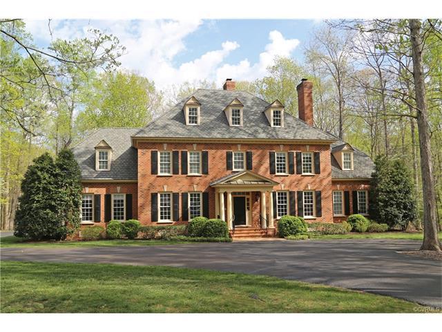 603 Cornwallis Place, Manakin Sabot, VA 23103 (MLS #1803724) :: The Ryan Sanford Team