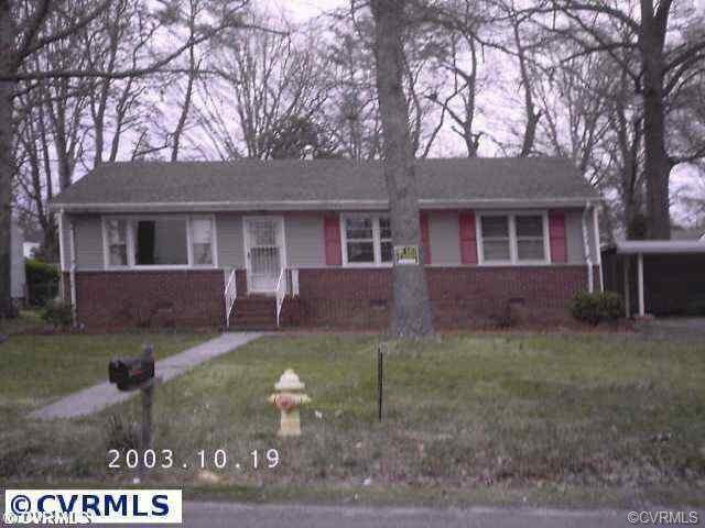 2525 Deerfield, Petersburg, VA 23805 (#1803749) :: Abbitt Realty Co.