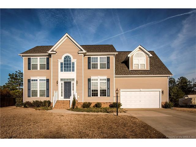 3225 Lytham Court, Williamsburg, VA 23168 (MLS #1803765) :: The Ryan Sanford Team