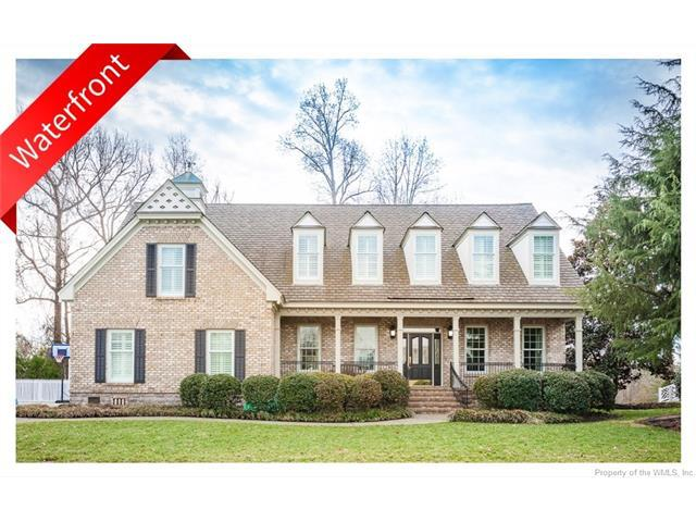 4364 Landfall Drive, Williamsburg, VA 23185 (#1803906) :: Abbitt Realty Co.