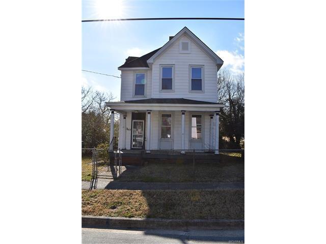 303 W Roberts Street, Richmond, VA 23222 (MLS #1803950) :: The Ryan Sanford Team