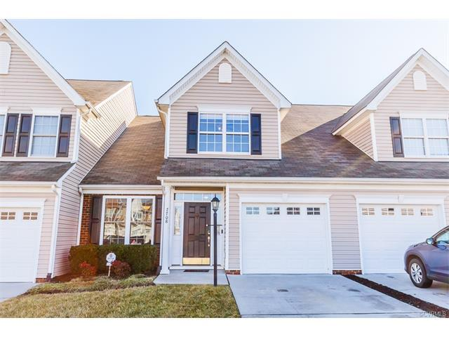 7708 Marshall Arch Drive #7708, Mechanicsville, VA 23111 (MLS #1803984) :: The Ryan Sanford Team