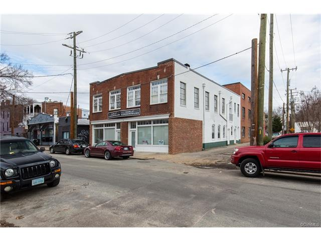2318 Herbert Hamlet Alley #4, Richmond, VA 23220 (MLS #1804226) :: Small & Associates