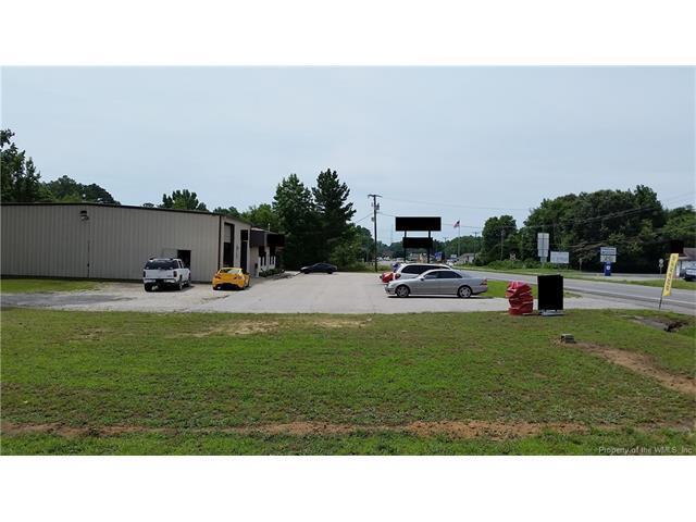 tbd George Washington Memorial Hwy, Gloucester, VA 23072 (MLS #1804333) :: The Ryan Sanford Team