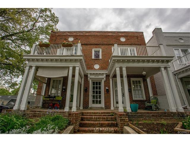 3336 Stuart Avenue, Richmond, VA 23221 (MLS #1804415) :: Small & Associates