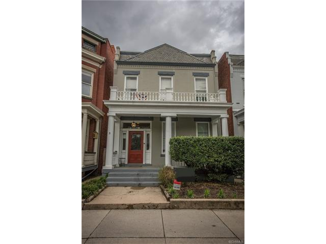 2030 W Grace Street, Richmond, VA 23220 (MLS #1804436) :: Small & Associates