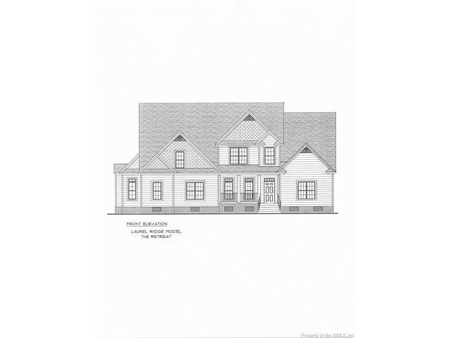 1681 Centennial Drive, Toano, VA 23168 (#1804463) :: Resh Realty Group