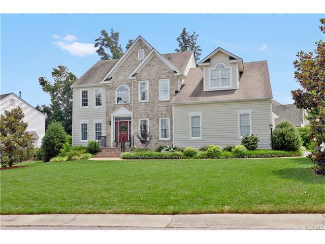 1201 Goswick Ridge Road, Midlothian, VA 23114 (MLS #1804472) :: RE/MAX Action Real Estate
