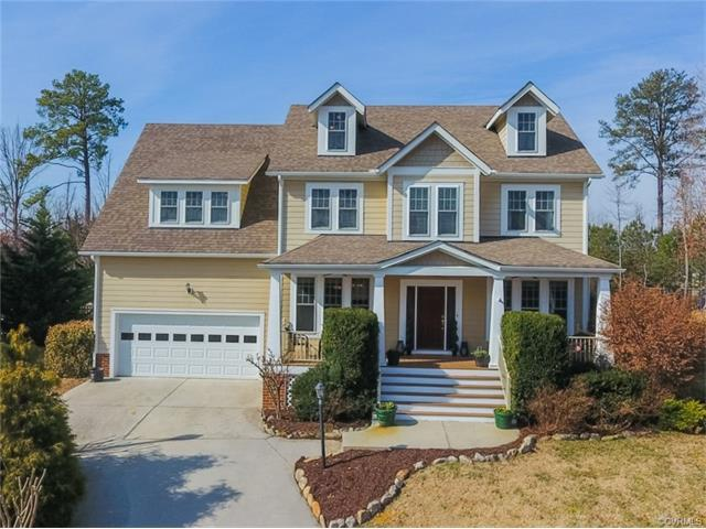 2324 Millcrest Terrace, Midlothian, VA 23112 (MLS #1804591) :: Chantel Ray Real Estate